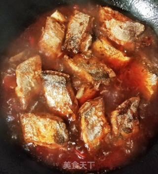 老干妈烧带鱼的做法_老干妈烧带鱼怎么做_Sue001_dsf的菜谱
