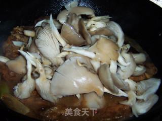鲜蘑炖带鱼的做法_鲜蘑炖带鱼怎么做_菜谱
