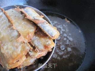 香酥带鱼的做法_香酥带鱼怎么做_菜谱