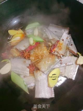 秘制红烧带鱼的做法_秘制红烧带鱼怎么做_快脚步漫生活的菜谱