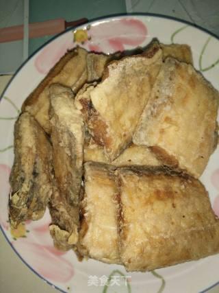 糖醋带鱼的做法_家常糖醋带鱼_糖醋带鱼怎么做_蕊蕊的菜谱