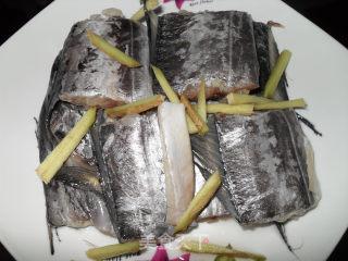 清蒸带鱼的做法_健康美味——清蒸带鱼_清蒸带鱼怎么做_七九星星的菜谱