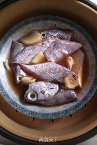 清蒸带鱼的做法_清蒸带鱼怎么做_zhuyu1的菜谱