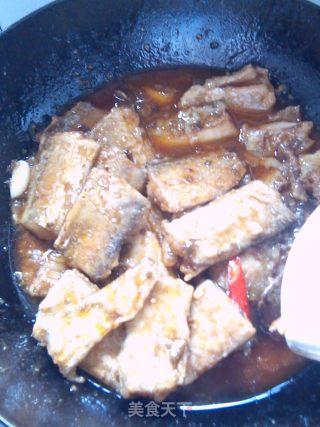 红烧带鱼的做法_夏季开胃养生---------------- 香辣红烧带鱼_红烧带鱼怎么做_心清似水淡若云的菜谱