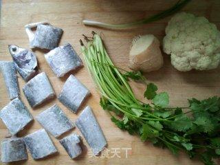 带鱼羹花菜酸辣汤的做法_带鱼羹花菜酸辣汤怎么做_菜谱
