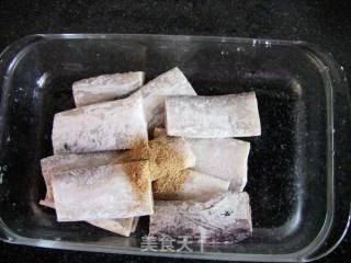 五香带鱼的做法_五香带鱼怎么做_菜谱