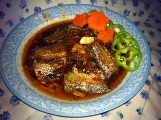 茄汁带鱼的做法_茄汁带鱼怎么做_青春meier宝贝的菜谱