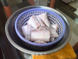 香辣烤带鱼的做法_香辣烤带鱼怎么做_hdhdyx的菜谱