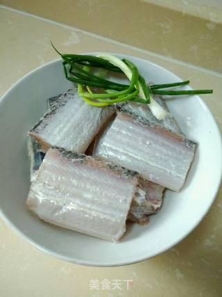 带鱼梅菜的做法_带鱼梅菜怎么做_hdhdyx的菜谱
