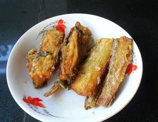炸带鱼段的做法_【东北】炸带鱼段_炸带鱼段怎么做_馋嘴乐的菜谱