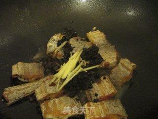 豆豉焖带鱼的做法_家常菜~豆豉焖带鱼_豆豉焖带鱼怎么做_菜谱