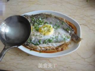 咸蛋蒸黄鱼的做法_咸蛋蒸黄鱼怎么做_香儿厨房的菜谱
