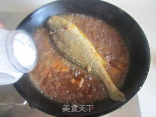 毛豆烧黄鱼的做法_毛豆烧黄鱼怎么做_斯佳丽WH的菜谱