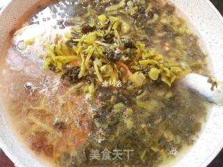 雪菜黄鱼汤的做法_雪菜黄鱼汤怎么做_小小计划的菜谱
