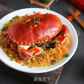香糯螃蟹的做法_香糯螃蟹怎么做_daogrs迪奥格斯的菜谱