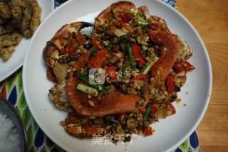 避风塘面包蟹的做法_避风塘面包蟹怎么做_cwq100的菜谱