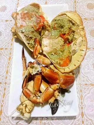 面包蟹的做法_面包蟹(肚里有货)_面包蟹怎么做_满唐羽舞的菜谱