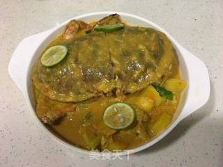 咖喱面包蟹的做法_咖喱面包蟹怎么做_Lily的私厨的菜谱