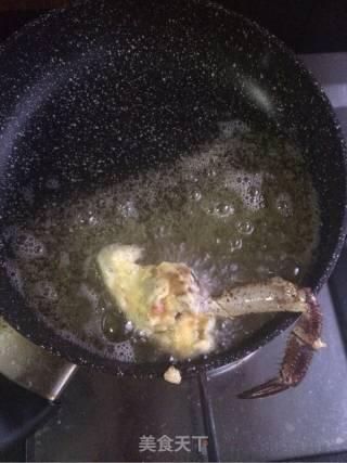 咖喱面包蟹的做法_咖喱面包蟹怎么做_小米果1016的菜谱