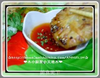 炸饭菜包的做法_★~【炸饭菜包】~★_炸饭菜包怎么做_菜谱