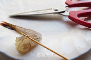 美味蝴蝶虾的做法_新年宴客菜必做:美味蝴蝶虾_美味蝴蝶虾怎么做_风清云淡的小雪的菜谱