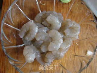 丝瓜虾仁饺子的做法_丝瓜虾仁饺子怎么做_给宝贝做的饭的菜谱