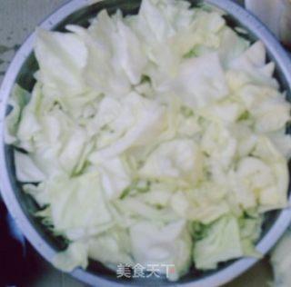 腊肉蒸圆白菜的做法_腊肉蒸圆白菜怎么做_菜谱