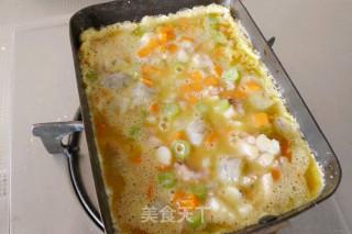 海鲜烤蛋的做法_海鲜烤蛋怎么做_ANNA厨日志的菜谱