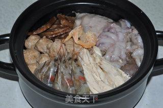 浑锅的做法_家乡的传统年菜——浑锅_浑锅怎么做_温暖sunny的菜谱
