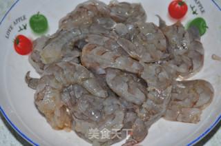 蒜黄炒虾球的做法_蒜黄炒虾球怎么做_温暖sunny的菜谱