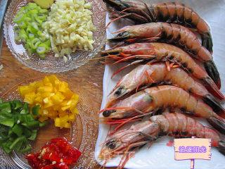 蒜茸开背虾的做法_简单好吃的--蒜茸开背虾_蒜茸开背虾怎么做_追逐阳光的菜谱