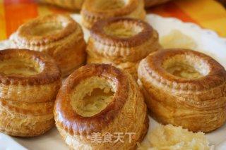法式奶油酥盒 的做法_法式奶油酥盒  vol au vent_法式奶油酥盒 怎么做_juju的巴黎厨房的菜谱