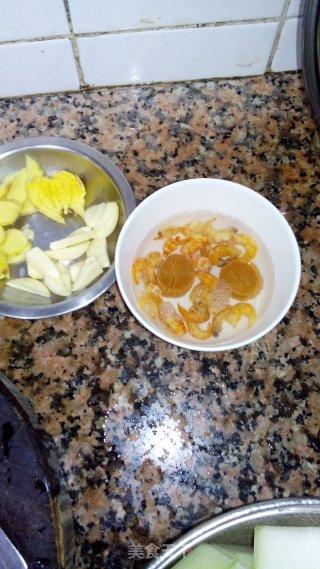 冬瓜花蛤汤的做法_冬瓜花蛤汤怎么做_彭太美橱的菜谱
