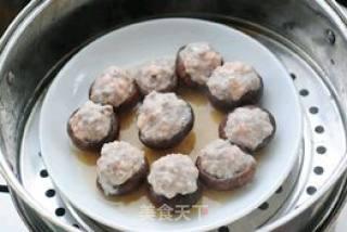 百花酿香菇的做法_百花酿香菇怎么做_薄灰的菜谱