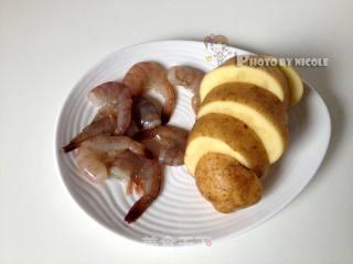 宫保土豆虾球的做法_宫保土豆虾球怎么做_Nicole的生活书的菜谱