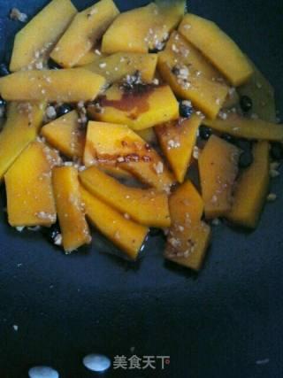 南瓜豆豉的做法_南瓜豆豉怎么做_carrykong的菜谱