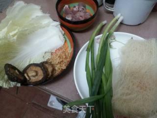 香菇虾米汤米粉的做法_香菇虾米汤米粉怎么做_784538685的菜谱