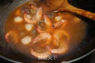 石锅海鲜粉丝的做法_石锅海鲜粉丝怎么做_菜谱