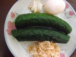 虾米炒黄瓜的做法_虾米炒黄瓜怎么做_菜谱