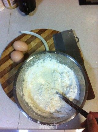 鸡蛋煎饼的做法_鸡蛋煎饼怎么做_菜谱