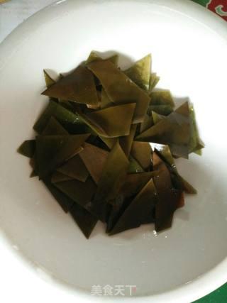 水煮海带的做法_水煮海带怎么做_空白的菜谱