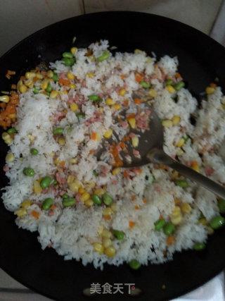 炒饭的做法_炒饭怎么做_就叫坑货的菜谱