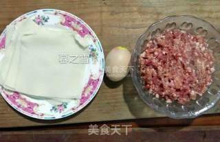 鲜肉馄钝的做法_鲜肉馄钝怎么做_暮之雪的菜谱