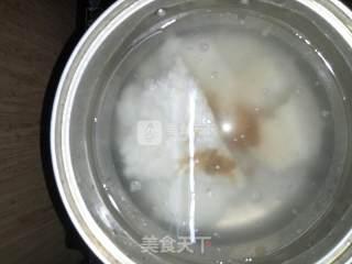 虾米木耳粥的做法_剩米饭巧变粥——虾米木耳粥_虾米木耳粥怎么做_小恬恬妹妹的菜谱
