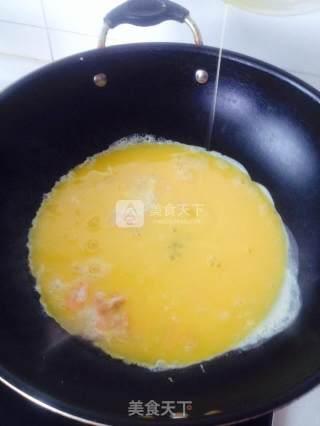 水炒鸡蛋的做法_水炒鸡蛋怎么做_阳春白雪三月三的菜谱
