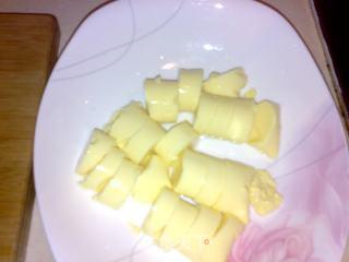 蟹柳日本豆腐的做法_蟹柳日本豆腐怎么做_菜谱