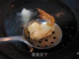 金凤戏龙珠的做法_团团圆圆--黄金虾配茄汁肉丸(金凤戏龙珠)_金凤戏龙珠怎么做_菜谱
