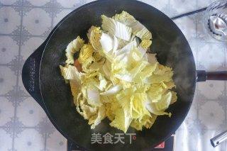 铁锅鲜虾白菜的做法_中式炒菜→铁锅鲜虾白菜_铁锅鲜虾白菜怎么做_糖小田yuan的菜谱