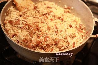 干鱿鱼油饭的做法_【东煮】难得有干鱿鱼油饭 Squid sticky rice_干鱿鱼油饭怎么做_菜谱