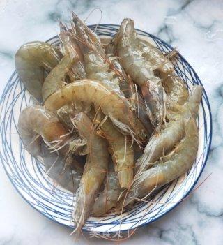 清蒸大虾的做法_清蒸大虾怎么做_月亮私家烘焙的菜谱